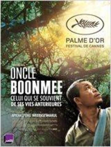 Oncle Boonmee, celui qui se souvient de ses vies antérieures- Apichatpong Weerasethakul (Thaïlande)