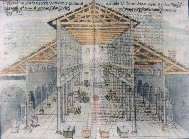 Old Saint Peter's Basilica