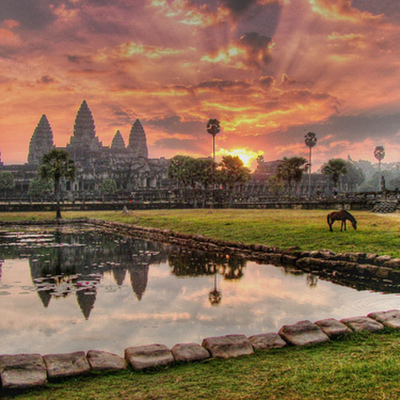 Cambodia Through The Years timeline