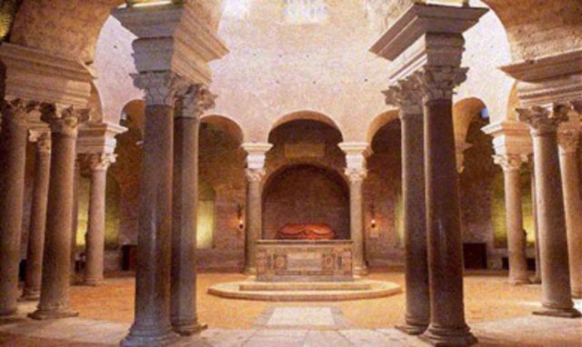 Santa Costanza (Basilica)
