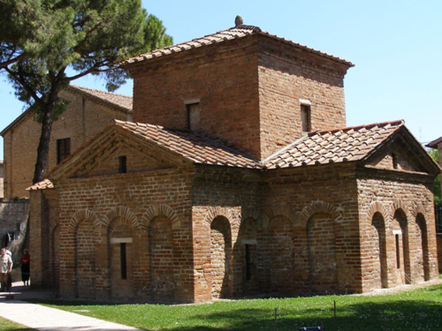 Mausoleum of Galla Placidia (Ravenna, Itlay)