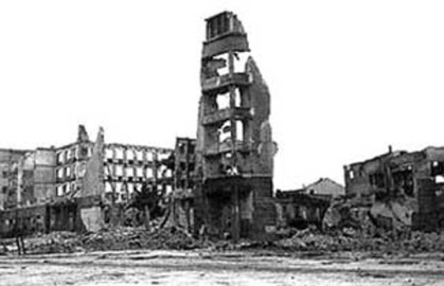 Bataille de Stalingrad (prédit)