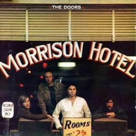 Sortie de l'album Morrison Hotel