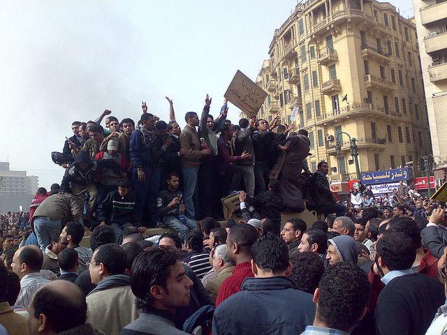 2011 Revolution