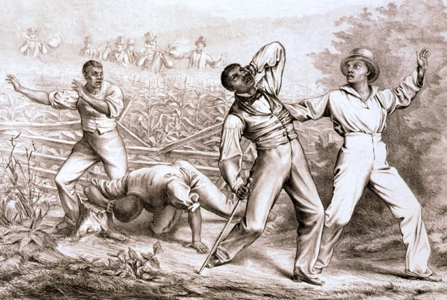Fugitive Slave Law entacted