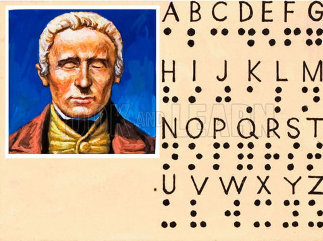 Braille system is devised