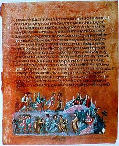 Vienna Genesis Book