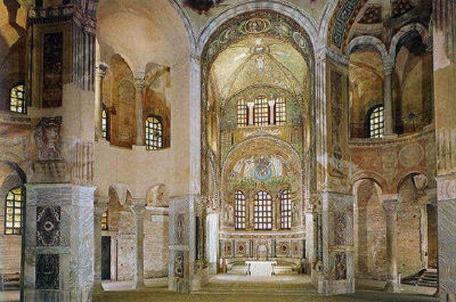 San Vitale (Ravenna, Italy)
