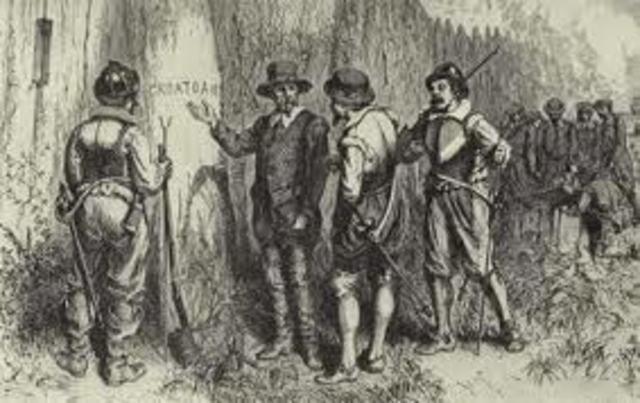 Mystery of Roanoke