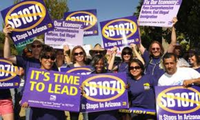 SB 1070 Introduced