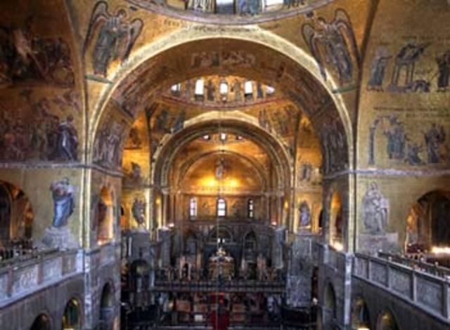 Saint Mark's Cathedral (Venice, Italy)
