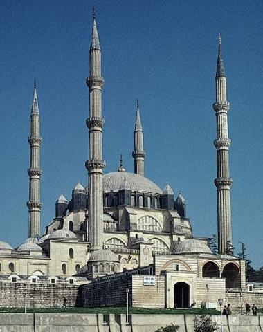 Mosque of Selim II (Edirne, Turkey)