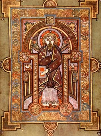 Book of Matthew (in Book of Kells)