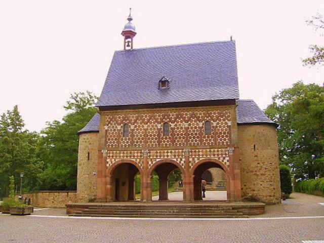 Lorsch Gatehouse (Lorsch, Germany)