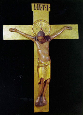 Gero Crucifix (Cologne Cathedral)