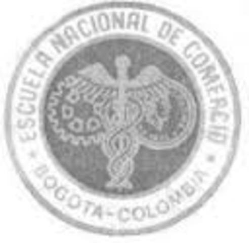 Escuela Nacional de Comercio.
