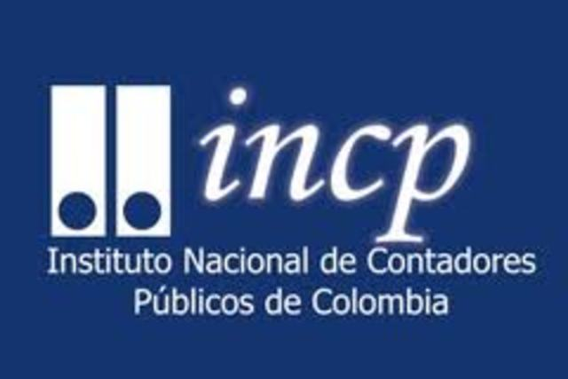 Se crea el Instituto Nacional de Contadores Públicos (INCP).