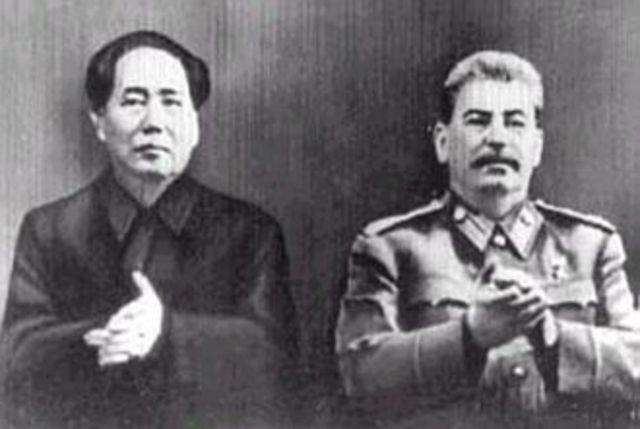 Soviet presence in Manchuria