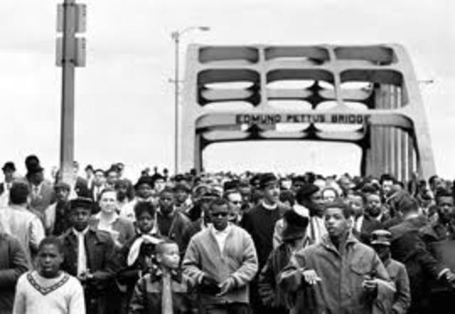 Selma, Alabama (Bloody Sunday)