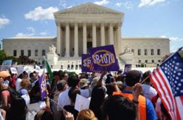 Supreme Court ruled parts of SB 1070 Constitutional