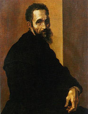 Michelangelo born