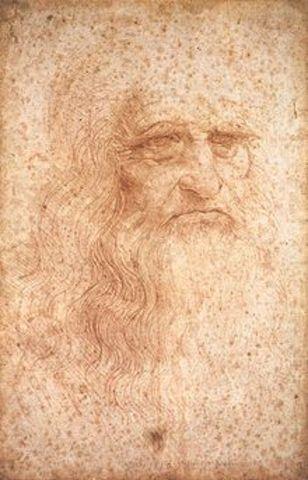 Leonardo Da Vinci born