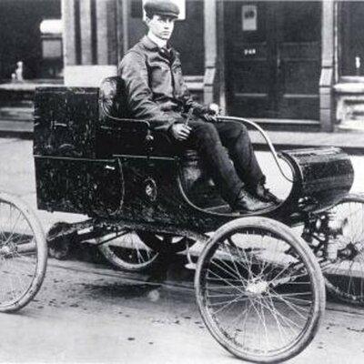 Automotive Innovation timeline