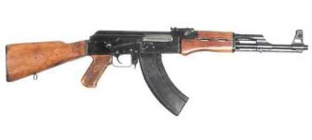Ak47 is created!