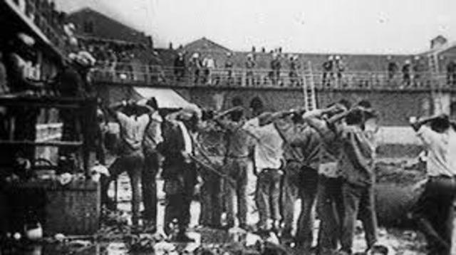 New Mexico Penitentiary Riot