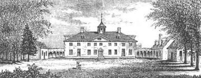 Mount Vernon Confreence