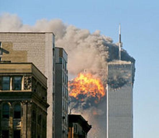9/11 Terrorist attacks