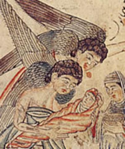 birth of muhammed