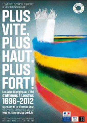 Rétrospective au musée du sport à Paris