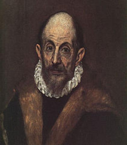 El Greco born