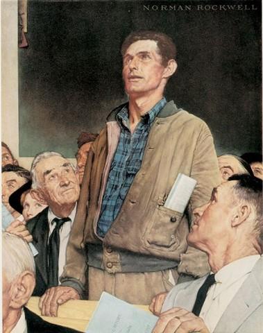 FDR's Four Freedoms Speech