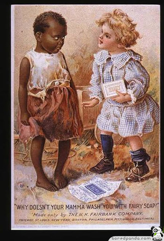 1900 Soap racism and sexism
