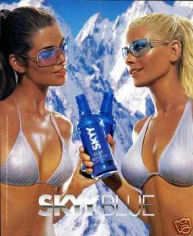 2000 Snow and Bikinis?