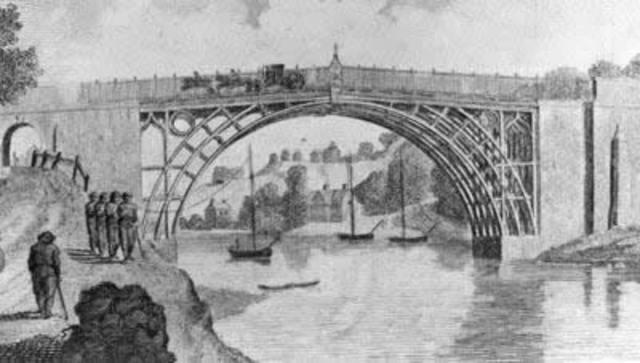 Ironbridge was opened