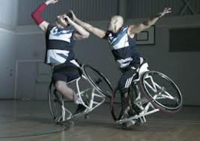 Premiers Jeux Paralympiques