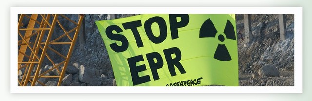 Rapport sur le réacteur EPR