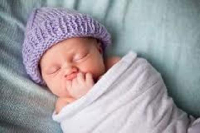 Birth of Daughter