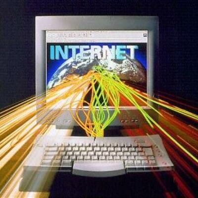 Internet History timeline