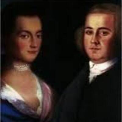 John and Abigail Adams timeline