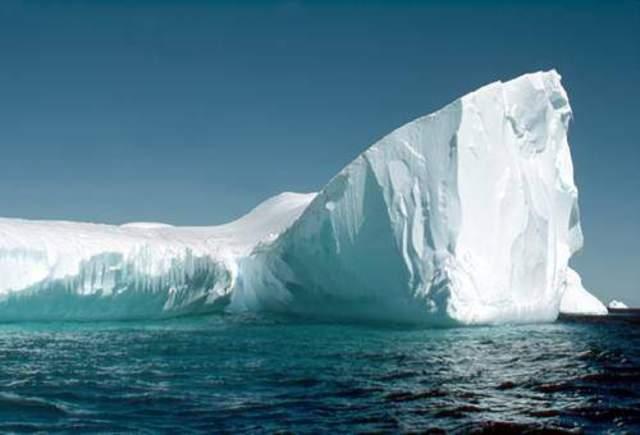 L'Antartique Réserve Naturelle Mondiale
