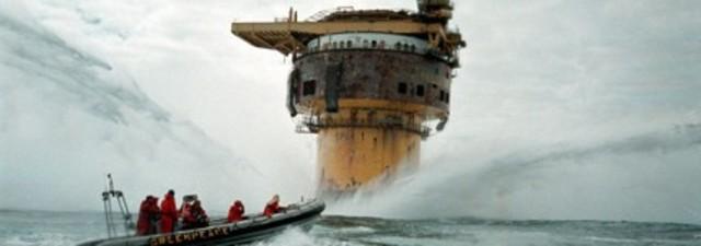 Shell renonce au sabordage de Brent-Spar