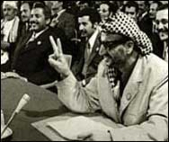 Fomation of the PLO
