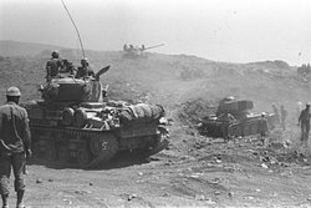 The Six Days War
