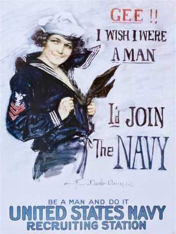 WW1 ad