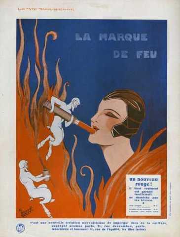 1910's Make up ad