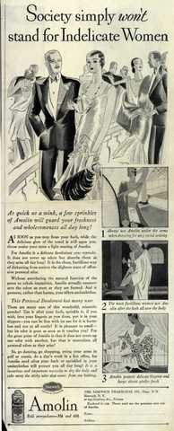 1920's Male Gaze